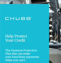 Creditor Insurance brochure cover