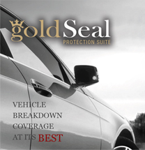 GoldSeal Protection Suite brochure cover